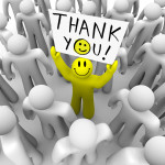 Learn to say Thank you